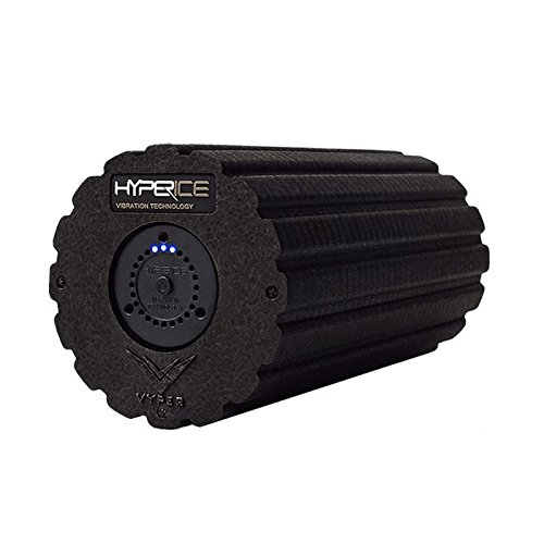 foam roller with vibration hyperice