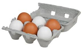 4 to 6 eggs