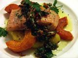Oven – Baked Salmon