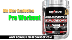 six star pre workout no fury review