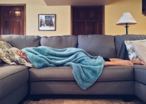 Exercise-Induced Nausea And Dizziness