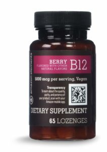 Vitamin B-12 for women